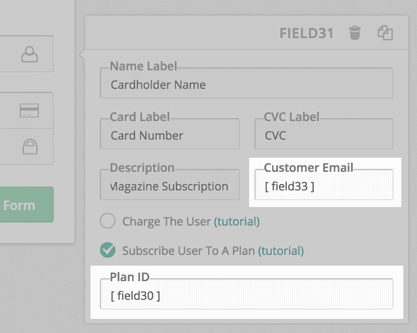 FormCraft » How to Build a Stripe Subscription Form