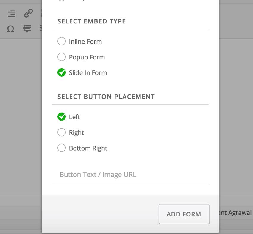 Organize your slides
